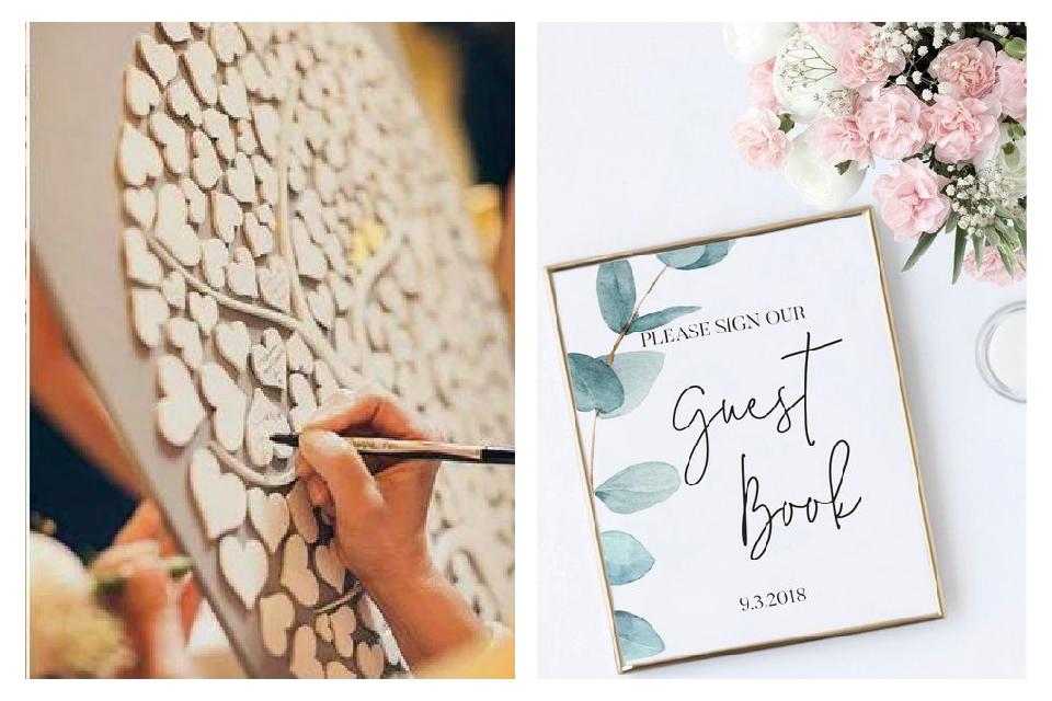 Düğün Anı Defteri ve Düğün Anı Köşesi Fikirleri
