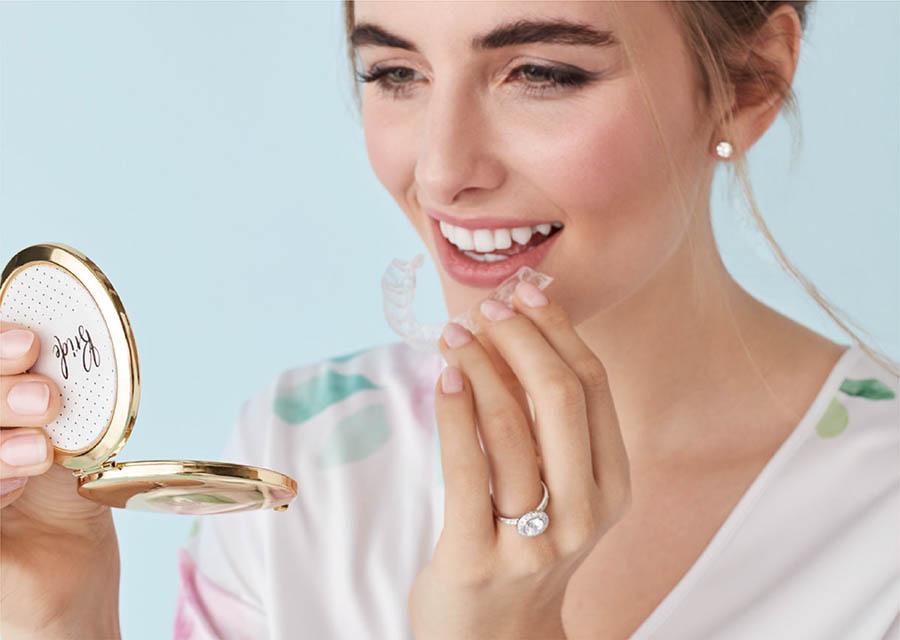 Gelinlere Özel Diş Bakımı - Oleg Cassini